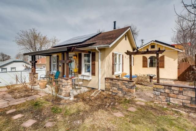 276 S King Street, Denver, CO 80219 (MLS #3957628) :: 8z Real Estate