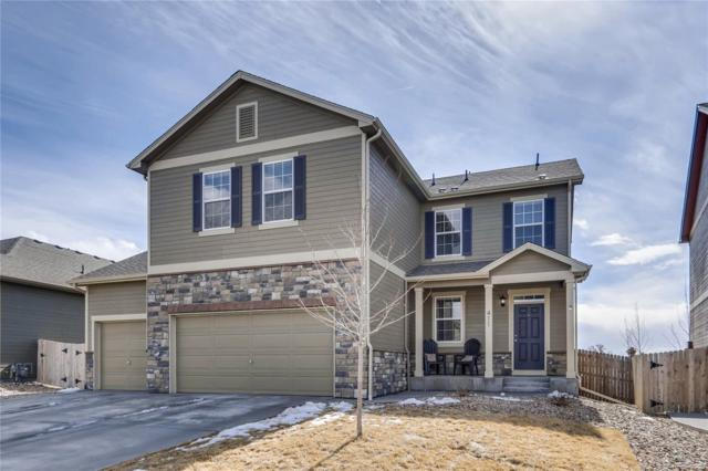 411 Clubhouse Drive, Fort Lupton, CO 80621 (#3957662) :: The Heyl Group at Keller Williams