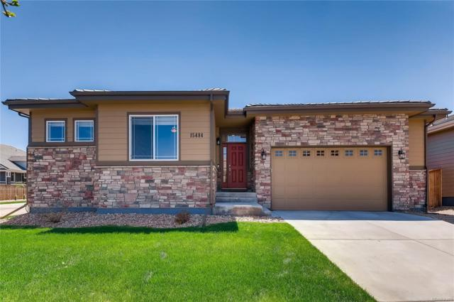 15484 E 115th Avenue, Commerce City, CO 80022 (#3957689) :: The Healey Group