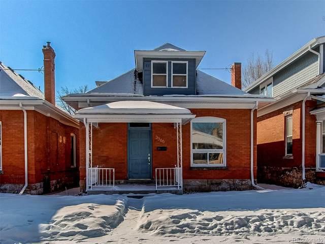 3366 W 30th Avenue, Denver, CO 80211 (#3957797) :: Wisdom Real Estate