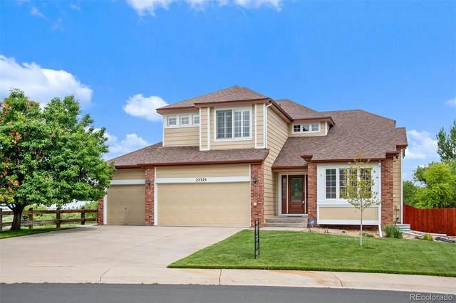 22325 Pebble Brook Lane, Parker, CO 80138 (#3957864) :: Venterra Real Estate LLC