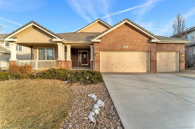 2891 W 114th Court, Westminster, CO 80234 (#3957887) :: The Healey Group