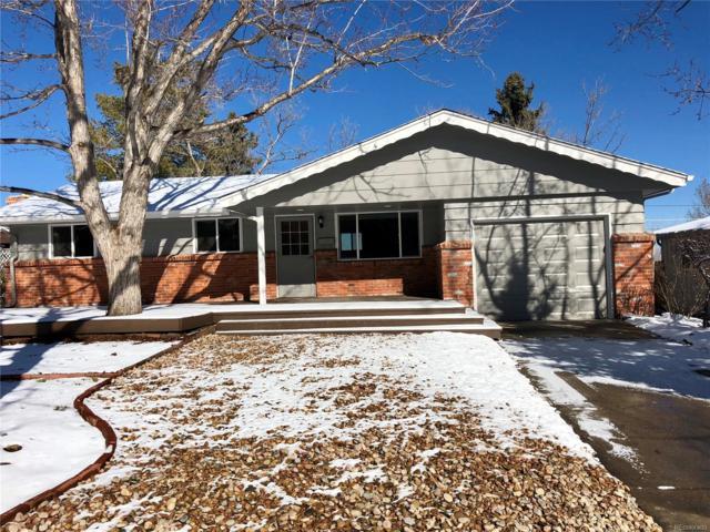 13499 W Dakota Place, Lakewood, CO 80228 (MLS #3958195) :: 8z Real Estate