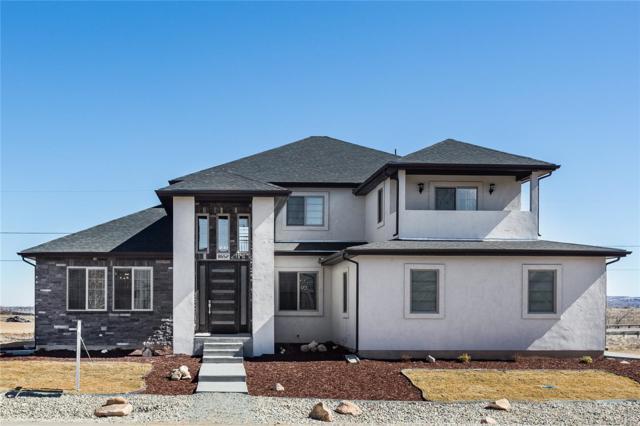 8652 S Wadsworth Court, Littleton, CO 80128 (#3958368) :: The Peak Properties Group