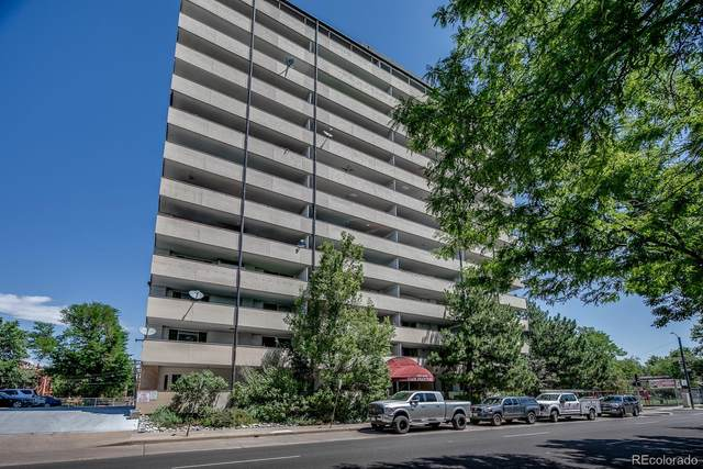 1029 E 8th Avenue #903, Denver, CO 80218 (MLS #3958486) :: 8z Real Estate