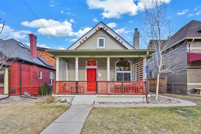2336 N Gilpin Street, Denver, CO 80205 (#3958629) :: The Griffith Home Team