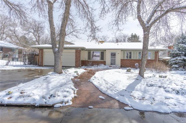 1834 S Wright Street, Lakewood, CO 80228 (MLS #3958979) :: 8z Real Estate