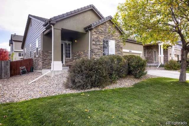 16046 E 97th Place, Commerce City, CO 80022 (#3959266) :: The Peak Properties Group