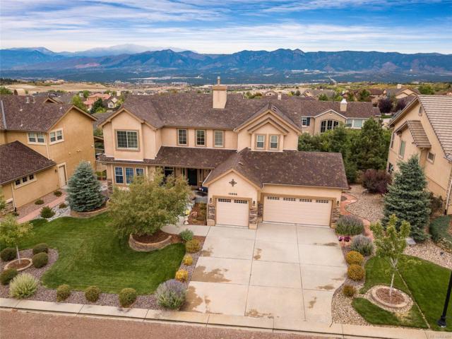 13958 Sierra Knolls Court, Colorado Springs, CO 80921 (MLS #3959363) :: Kittle Real Estate
