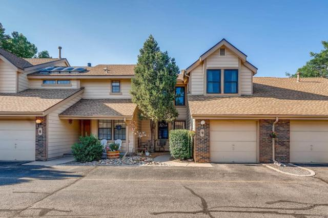 10800 W Evans Avenue #9, Lakewood, CO 80227 (#3959423) :: Colorado Team Real Estate