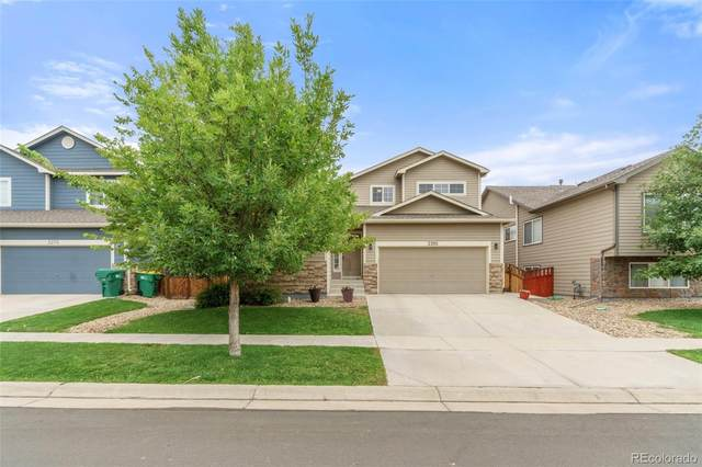 2261 7th Avenue, Lochbuie, CO 80603 (#3959540) :: The DeGrood Team