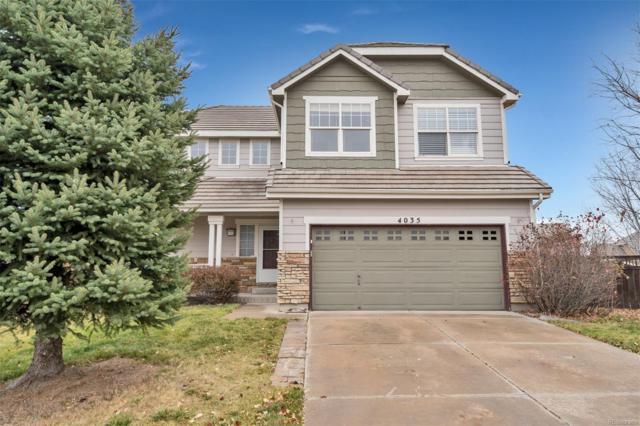 4035 Mesa Meadows Court, Castle Rock, CO 80109 (#3960144) :: The Peak Properties Group