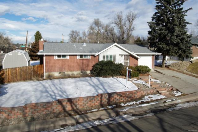 2601 E Weaver Avenue, Centennial, CO 80121 (MLS #3960252) :: Bliss Realty Group