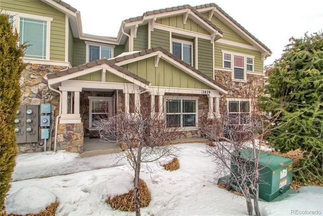 12829 Mayfair Way E, Englewood, CO 80112 (#3960380) :: Bring Home Denver with Keller Williams Downtown Realty LLC