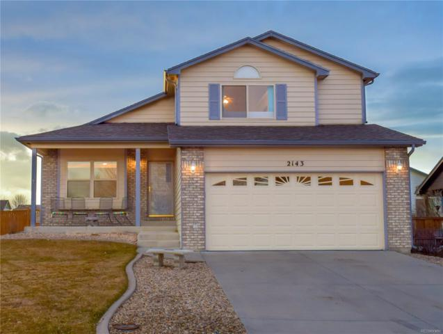 2143 72nd Avenue, Greeley, CO 80634 (#3960501) :: The Griffith Home Team