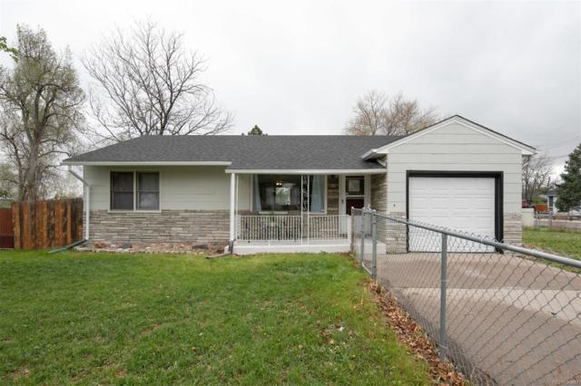 400 Ingalls Street, Lakewood, CO 80226 (MLS #3960866) :: 8z Real Estate