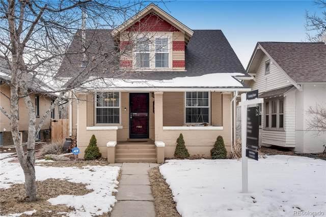 1623 Bellaire Street, Denver, CO 80220 (#3961096) :: RazrGroup