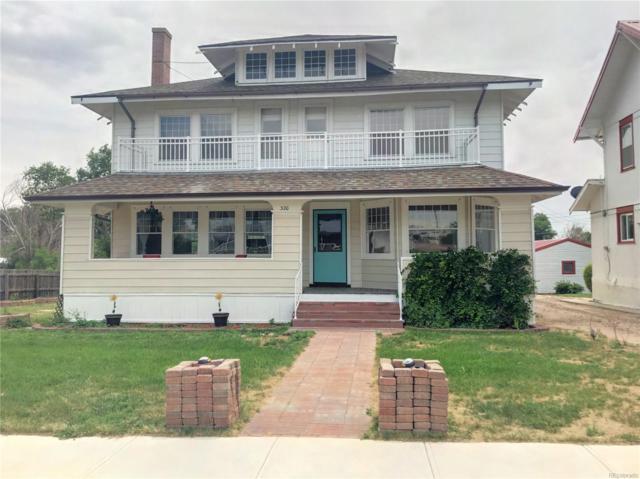 320 7th Street, Hugo, CO 80821 (#3961438) :: Bring Home Denver