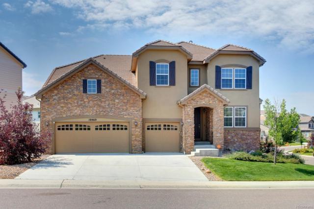 10469 Hillrose Street, Parker, CO 80134 (#3961494) :: Colorado Home Realty