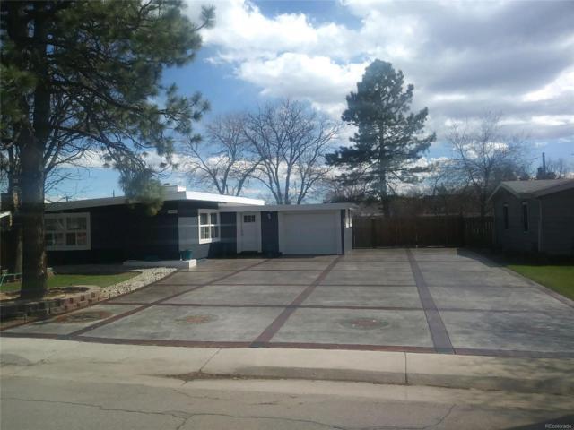 10050 W Kline Drive, Lakewood, CO 80015 (MLS #3961688) :: 8z Real Estate