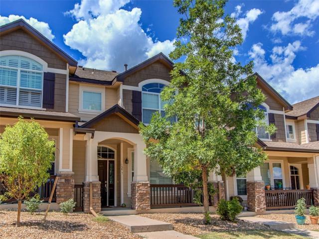 1277 Royal Troon Drive, Castle Rock, CO 80104 (MLS #3961943) :: 8z Real Estate