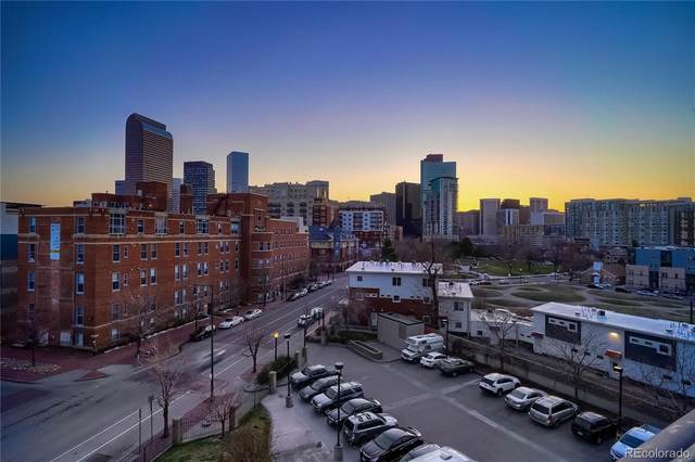 100 Park Avenue W #506, Denver, CO 80205 (#3962129) :: Compass Colorado Realty