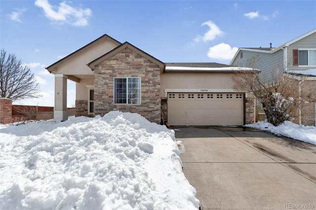 14096 E 105th Place, Commerce City, CO 80022 (#3962192) :: iHomes Colorado