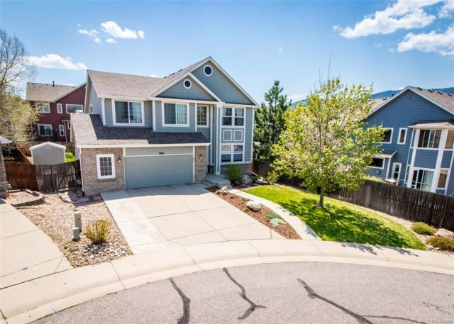7860 Rampart Way, Littleton, CO 80125 (#3962411) :: The Pete Cook Home Group