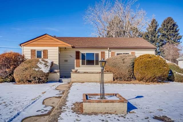 3391 S Eudora Street, Denver, CO 80222 (#3962484) :: Realty ONE Group Five Star