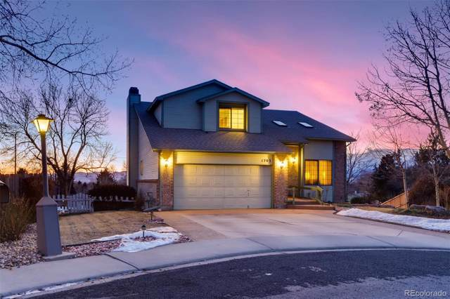 1703 Lashley Street, Longmont, CO 80504 (#3963154) :: The Dixon Group
