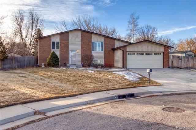 12438 W 70th Place, Arvada, CO 80004 (#3963159) :: My Home Team