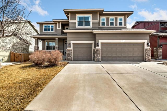 109 Muscovey Lane, Johnstown, CO 80534 (#3963188) :: Compass Colorado Realty