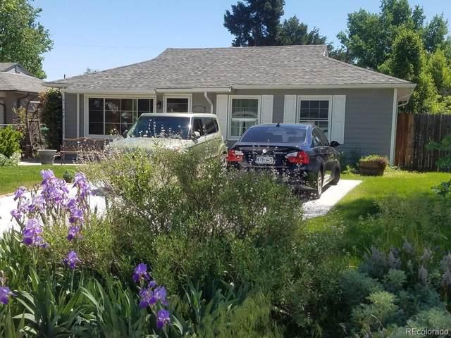 1710 Willow Street, Denver, CO 80220 (#3963190) :: The DeGrood Team