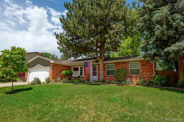9523 W 77th Place, Arvada, CO 80005 (#3963335) :: James Crocker Team