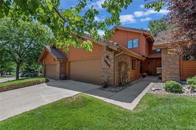 16052 Deer Ridge Drive B, Morrison, CO 80465 (MLS #3963352) :: 8z Real Estate