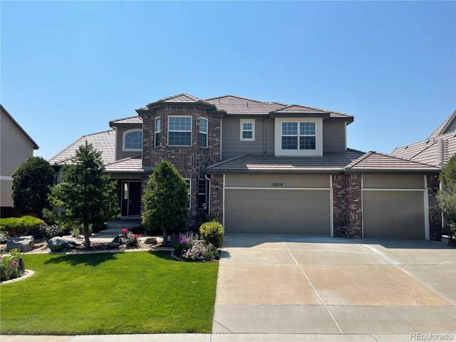12510 Bradford Drive, Parker, CO 80134 (MLS #3963436) :: Clare Day with Keller Williams Advantage Realty LLC