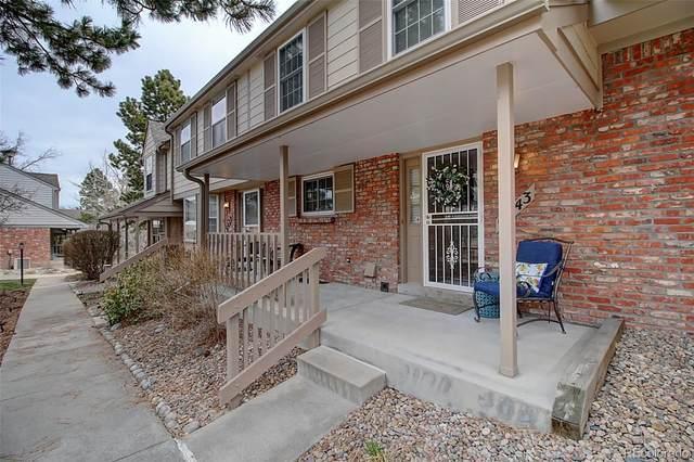 6843 E Briarwood Drive, Centennial, CO 80112 (#3963775) :: HomeSmart Realty Group