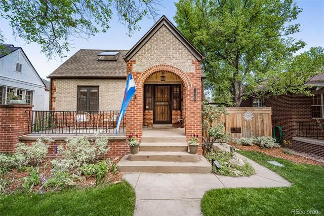 1438 S Vine Street, Denver, CO 80210 (#3964125) :: Briggs American Properties