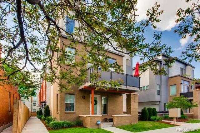 2327 Glenarm Place #4, Denver, CO 80205 (#3964292) :: The Healey Group