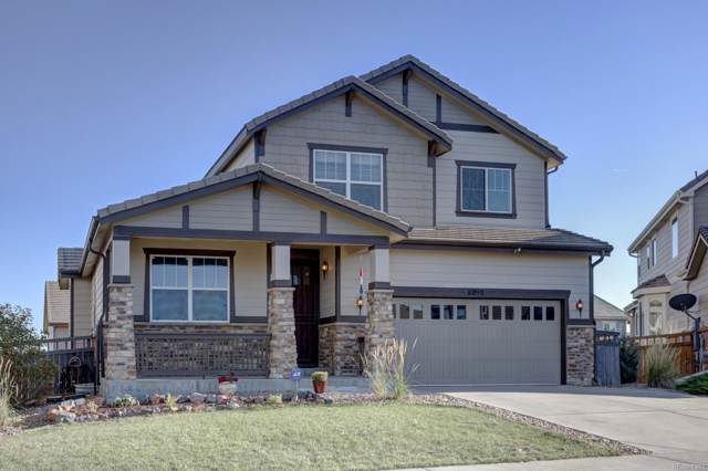 8090 Grady Circle, Castle Rock, CO 80108 (#3964304) :: The DeGrood Team