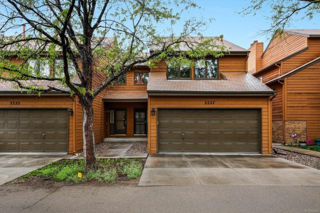 2227 E 129th Avenue, Thornton, CO 80241 (#3964395) :: Venterra Real Estate LLC