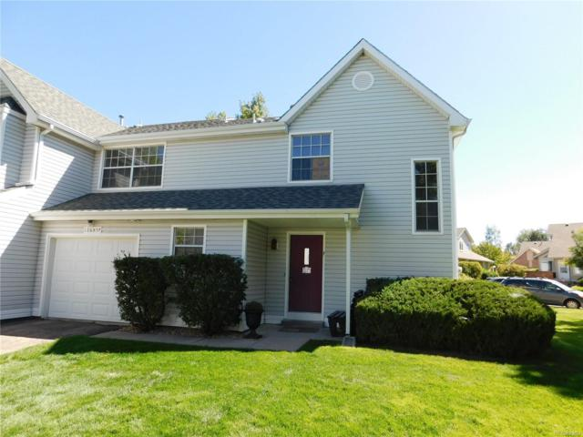 12685 E Pacific Circle F, Aurora, CO 80014 (#3964705) :: The Sold By Simmons Team