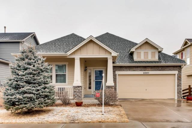 22271 E Bellewood Place, Aurora, CO 80015 (#3964816) :: HomeSmart Realty Group