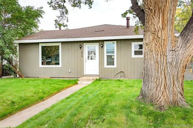 7860 Ladore Street, Commerce City, CO 80022 (#3965437) :: The Griffith Home Team