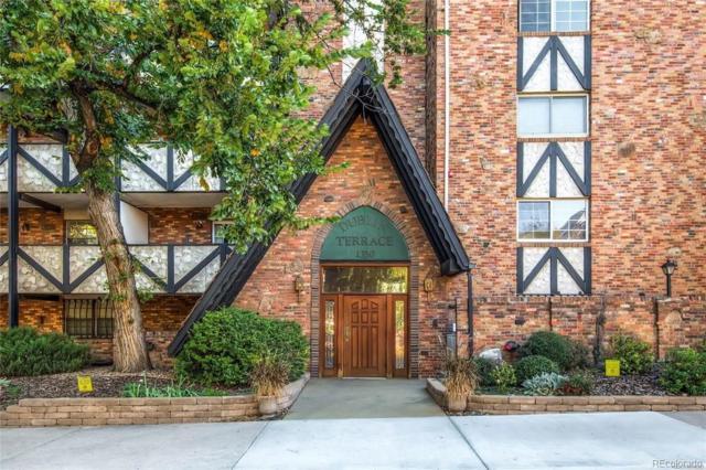 1350 Josephine Street #303, Denver, CO 80206 (#3965794) :: The Dixon Group
