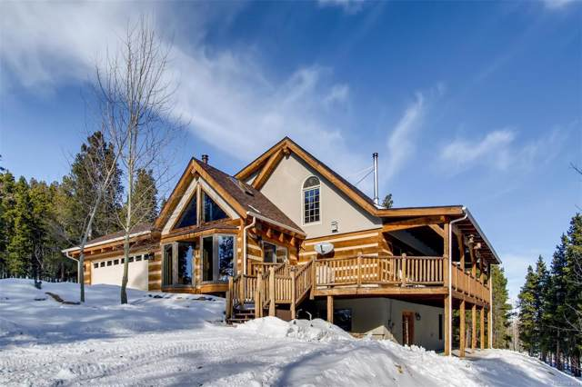 141 Deer Circle, Black Hawk, CO 80422 (MLS #3965837) :: 8z Real Estate