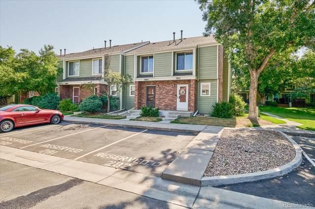 7476 E Arkansas Avenue #3801, Denver, CO 80231 (#3966046) :: Hudson Stonegate Team