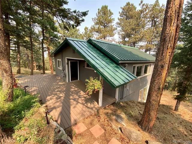 44 Pine Road, Golden, CO 80401 (MLS #3966313) :: 8z Real Estate