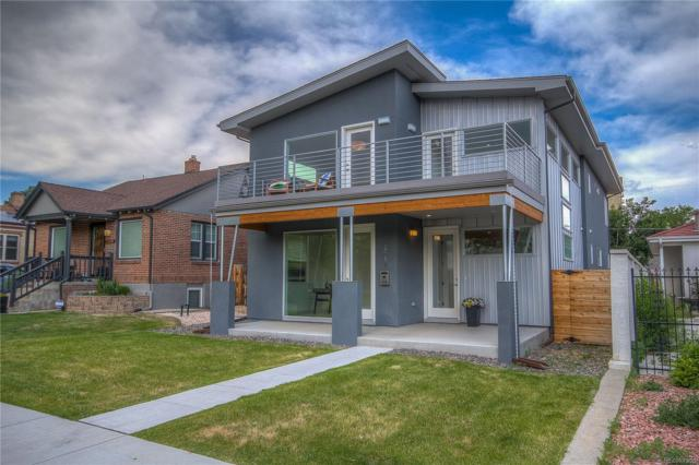 2614 Quitman Street, Denver, CO 80212 (#3966455) :: The Healey Group