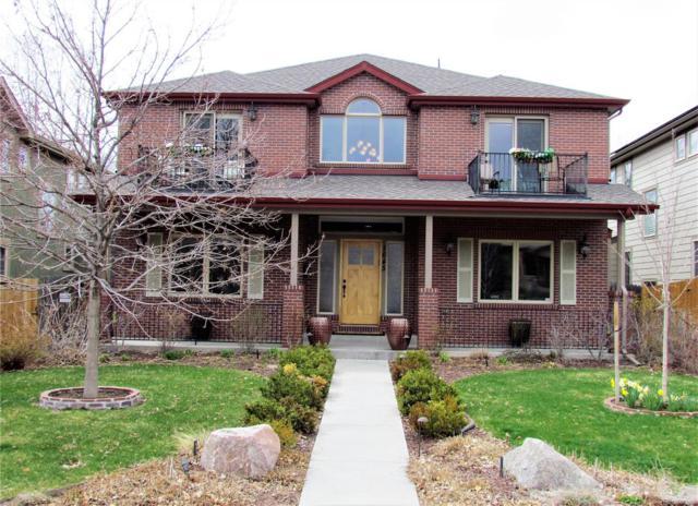 1645 S Madison Street, Denver, CO 80210 (#3966482) :: Hometrackr Denver